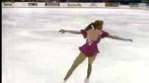Jessica Mills USA Skata Canada 1994