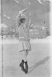 Sonja henie 1924