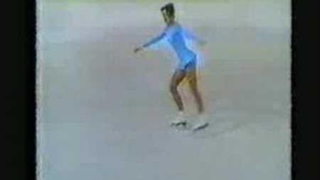 Dianne De Leeuw - 1975 World Championships Long Program