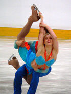 Madison Hubbell & Keiffer Hubbell 2006 JGP The Hague 3