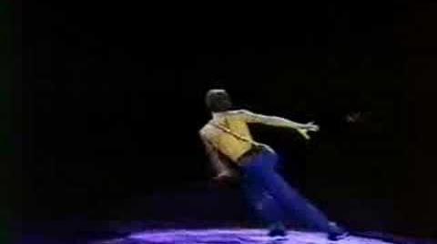 John Curry - Scheherazade 1980 (Professional Version)