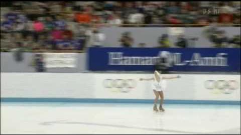 Oksana Baiul - 1994 Olympics Ex - The Swan - Perfect Quality