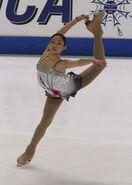 Mirai Nagasu Skate America 2008