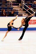 Maria Mukhortova & Maxim Trankov - 2006 Skate America