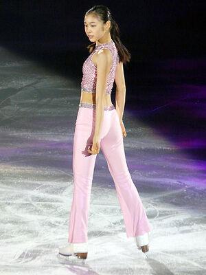 Kim Yu-Na 2007 Cup of Russia