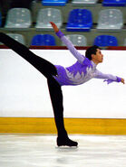 Eliot Halverson 2006 JGP The Hague 2