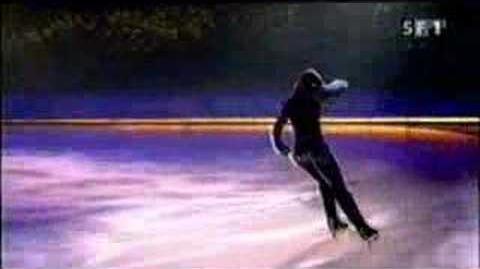 2004-Art on Ice- Stephane Lambiel-Edvin Marton´s Gipsy Dance