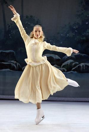 OlgaSharutenkoCinderella2009