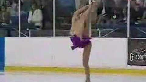 Michelle Boulos 2007 Easterns FS