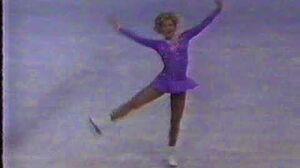 1982 WC FP - Elaine Zayak (USA)