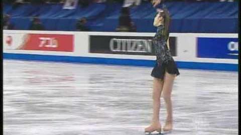Kim yu-na CBC 2009 ISU 4CC SP Danse macabre