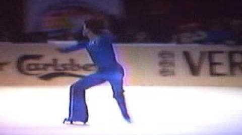 1981 Scott Hamilton Worlds