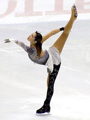 Shizuka Arakawa 2004 NHK Trophy