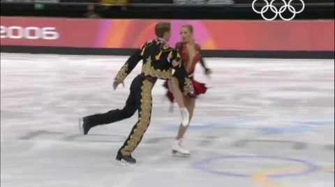 Navka Kostomarov - Figure Skating - Ice Dancing - Turin 2006 Winter Olympic Games