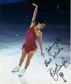 Kristy Yamaguchi