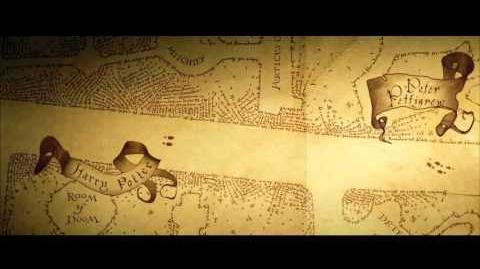 Carte du Maraudeur