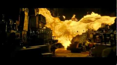 Feudeymon - Harry Potter et les reliques de la mort partie 2