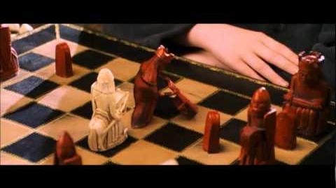 Jeu d'échecs version sorcier