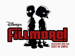 Disneys Fillmore! - Titelscreen