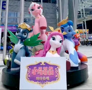 Filly-Funtasia-Statues