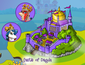 Castle of Dagda