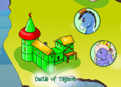 Castle of Teymon
