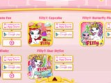 Filly smartphone applications