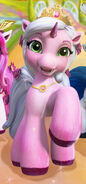 Rose-holding-her-hoof-from-chinese-promos