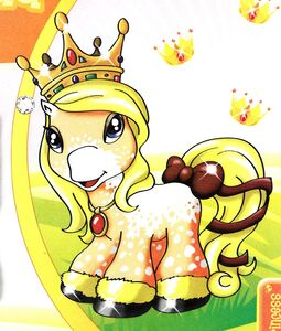 Leonarda-the-filly-of-Princess-series