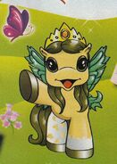 Alerta-the-fairy-filly-waving-hello