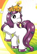 Snow-the-filly-of-Princess-series