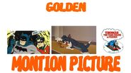 Golden Montion Picture - logo 1980-1984