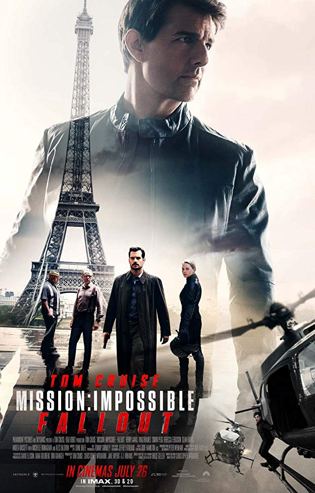 Mission: Impossible - Fallout | Film & Television Wiki