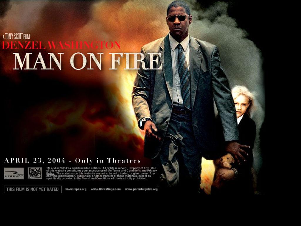 Manonfire  C2 B7 Man On Fire