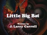 Little Big Bat