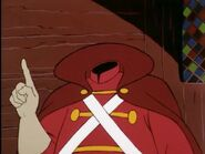 Headless Horseman in Madame's Wagon