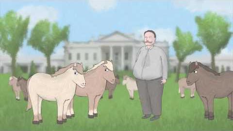 President Taft's Secret Pony Brigade