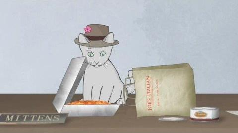 Detective Mittens The Crime Solving Cat