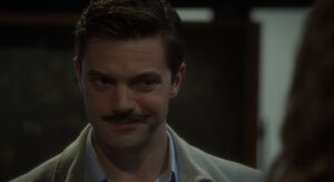 DominicCooper AgentCarterTVseries