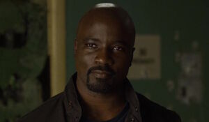 MikeColter LukeCage