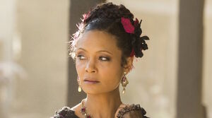 ThandieNewton Westworld