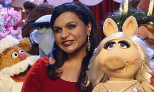 MindyKaling TheMuppets