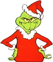 The Grinch (That Stole Christmas)