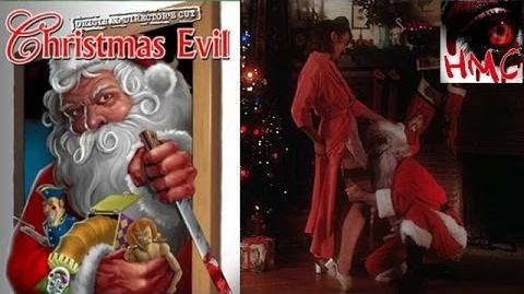 Christmas Evil - Horror Slasher Movie from 1980 - Full Movie