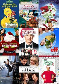 Christmas movies - good ones