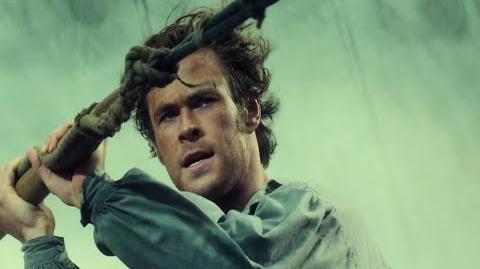 No Coração do Mar - Trailer Oficial 1 (leg) HD