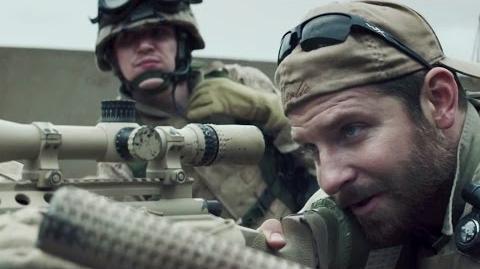 Sniper Americano (American Sniper, 2014) - Trailer HD Legendado