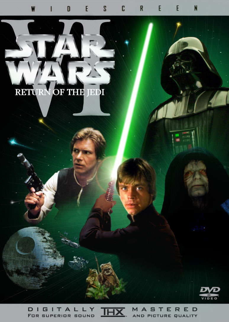 Resultado de imagem para Star Wars VI –