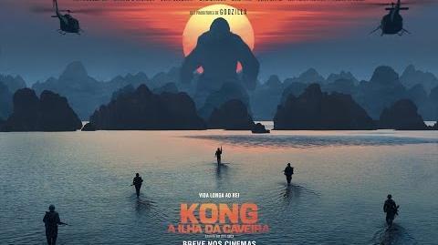 Kong- A Ilha da Caveira - Trailer Final Oficial (leg) -HD-