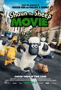 Shaun the Sheep MoviePoster